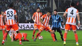 Adanaspor-A.Demirspor: 1-0