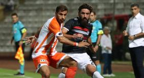 Adanaspor-Manisaspor: 1-0