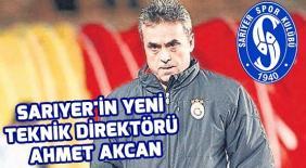 Ahmet Akcan Sarıyer'de