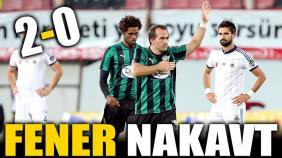 Akhisar-Fenerbahçe: 2-0
