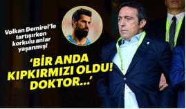 Ali Koç, Volkan Demirel tartışmasının detayları ortaya çıktı