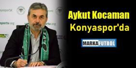 Aykut Kocaman Konyaspor'da