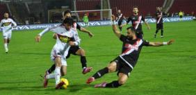 Balıkesirspor-Sivasspor: 1-3