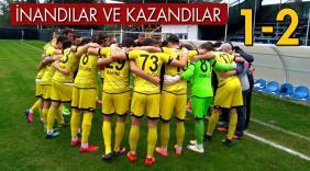 Bergama Belediyespor-Kemerspor: 1-2