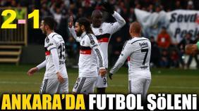Beşiktaş-Mersin İdmanyurdu: 2-1