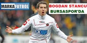 Stancu Bursaspor'da
