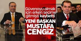 Galatasaray kulüp başkanını seçti