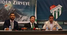 Bursaspor'da Yalçın Koşukavak dönemi başladı