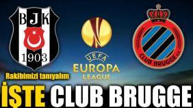 RAKİBİMİZ CLUB BRUGGE