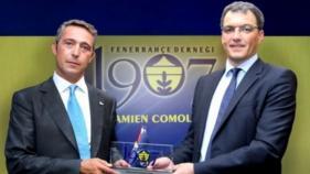 Fenerbahçe'de Comolli iş başı yaptı
