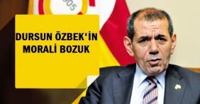 Dursun Özbek'in Morâli Bozuk