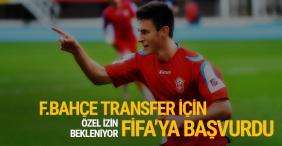 Fenerbahçe Fifa'ya Başvurdu