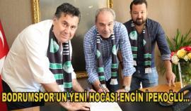 Engin İpekoğlu Bodrumspor'da