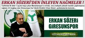 Erkan Sözeri'den inleyen nağmeler