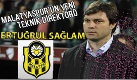 Ertuğrul Sağlam Evkur Yeni Malatyaspor'da
