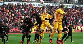Eskişehirspor-İstanbulspor: 1-2