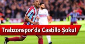 Trabzonspor'a Fabian Castillo şoku