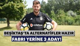 Beşiktaş'ta kaleye 3 aday