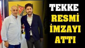 İstanbulspor ile Fatih Tekke 5 Yıllık İmzaladı