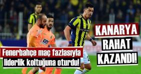 Fenerbahçe-Alanyaspor: 3-0
