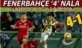 Fenerbahçe-Sivas: 4-1
