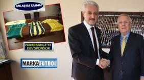 Fenerbahçe'nin işte yeni sponsoru