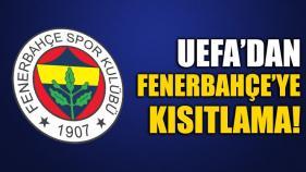 UEFA FENERBAHÇE'NİN CEZASINI AÇIKLADI