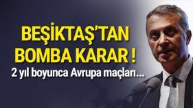 Beşiktaş Harekete Geçti