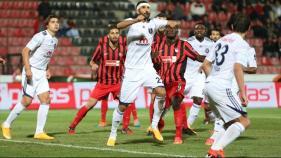 Gaziantepspor-İstanbul Başakşehir: 0-0