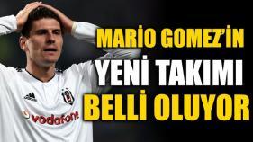 Mario Gomez Beşiktaş ile Yollarını Ayırdı