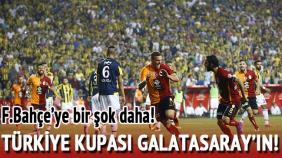 Türkiye'nin Kupası Galatasaray'ın