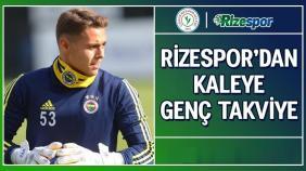 Rizespor Fenerbahçe'den kaleci transfer etti