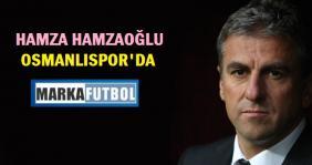 Hamza Hamzaoğlu Osmanlıspor'da