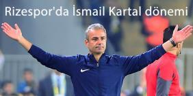Rizespor'un yeni teknik direktörü İsmail Kartal