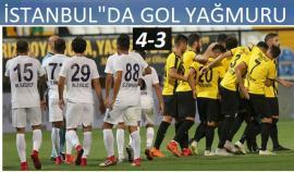 İstanbulspor-Afyonspor: 4-3