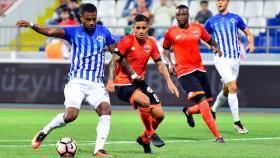 Kasımpaşa-Adanaspor: 1-1