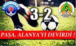 Kasımpaşa-Alanyaspor: 3-2