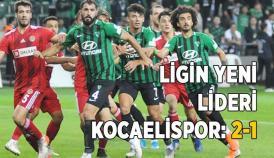 Kocaelispor-Turgutluspor: 2-1