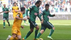 Torku Konyaspor-Eskişehirspor: 1-0