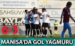 Manisa FK-Hekimoğlu Trabzon: 6-3