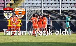 Manisaspor-Adanaspor: 1-2