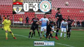 Manisaspor-Rizespor: 0-3