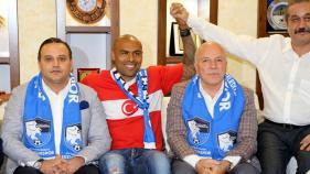 Büyükşehir Belediye Erzurumspor Transferde Bombayı Patlattı