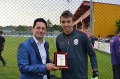Muslera Galatasaray'da Kalıyor