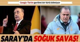 Galatasaray'da sular durulmuyor…