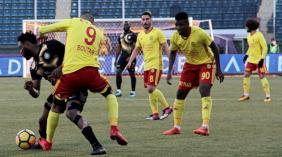 Osmanlıspor-Yeni Malatyaspor: 0-0