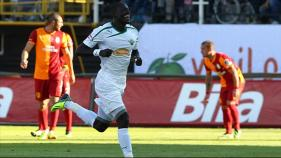 Oumar Niasse Galatasaray ile anlaştı