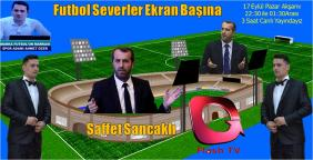 SAFFET SANCAKLI FLASH TV'DE FLASH SPOR'DA
