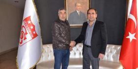 Samet Aybaba Sivasspor'da