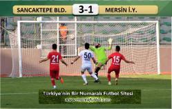 Sancaktepe Belediyespor-Mersin İdmanyurdu: 3-1